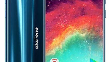 Mobilní telefon UleFone MIX 2 Dual SIM modrý (6937748731474)