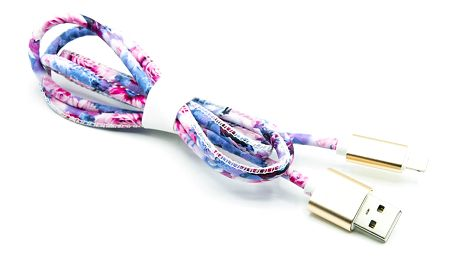 Originální designový USB kabel MIZOO X28