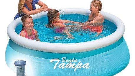 Marimex | Bazén Tampa 1,83x0,51 m s kartušovou filtrací | 10340139