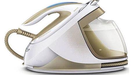 Philips PerfectCare Elite GC9640/60 bílá/zlatá