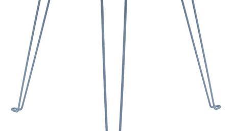 Modrý odkládací stolek PT LIVING Tray Mouse