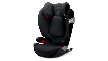 CYBEX Autosedačka Solution S-fix (15-36kg) Lavastone Black 2018