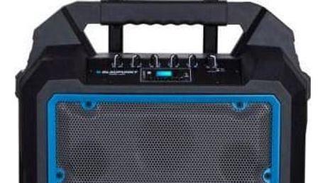 Blaupunkt MB10 černý/modrý