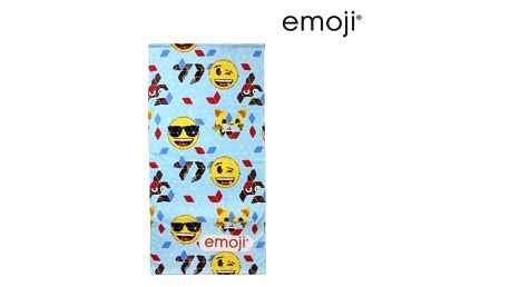 Plážová deka Emoji 57006