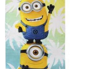 Plážová deka Minions 56948
