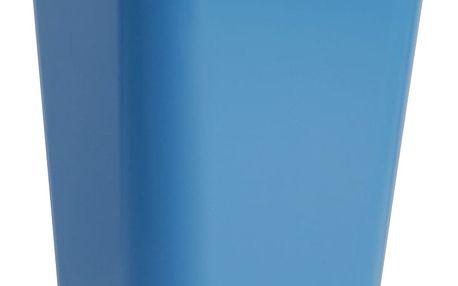 Koupelnový koš CANDY LIGHT BLUE- 6 l, WENKO