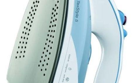 Žehlička Braun TexStyle 5 TS525A bílá/modrá