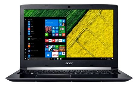 Notebook Acer 5 (A515-41G-125M) (NX.GPYEC.001) černý Software F-Secure SAFE, 3 zařízení / 6 měsíců + Monitorovací software Pinya Guard - licence na 6 měsíců v hodnotě 979 Kč + DOPRAVA ZDARMA