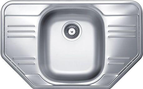 Sinks CUPID 780 V 0.6mm matný