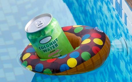 Plovoucí Držák Nápojů Donut Adventure Goods