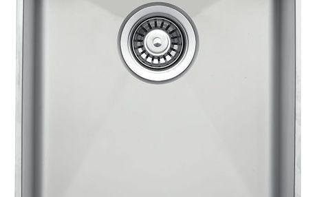 Sinks MICRO 420 V 1,0mm leštěný