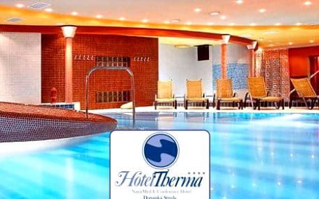 Dokonalý relax v Hoteli Therma**** bohatá polopenze, neomezený wellness, bazénový svět a fitness centrum