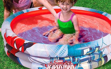 Nafukovací Bazén Spiderman