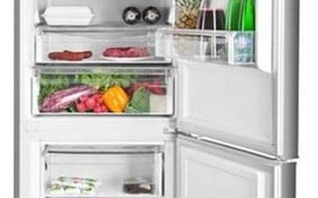 Chladnička s mrazničkou ETA 337590010 nerez