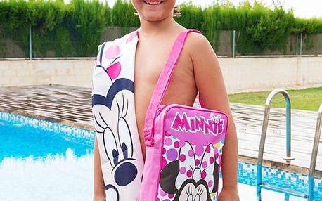 Batoh s Vybavením na Koupaliště Minnie 4 části