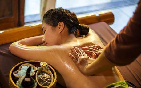Royal relaxace: 70 minut luxusu a uvolnění