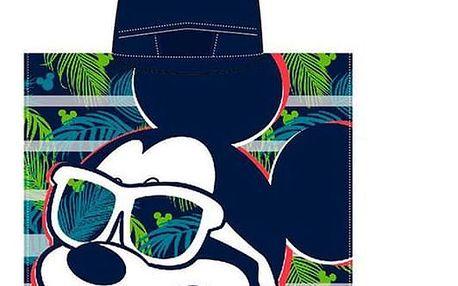 Plážové Pončo Mickey