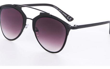 Looks style Sluneční brýle pilotky unisex