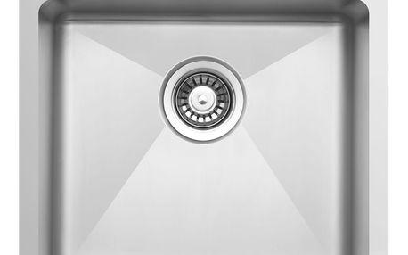 Sinks MICRO 500 V 1,0mm leštěný