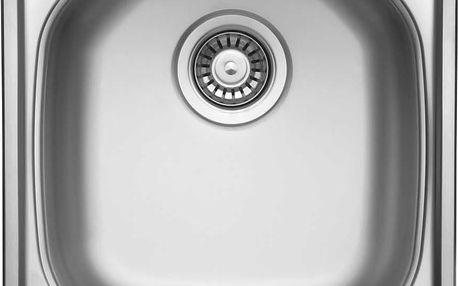 Sinks COMPACT 760 V 0,5mm matný