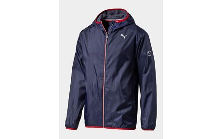 Bunda Puma FUN Solid Windbreaker M peacoat Modrá