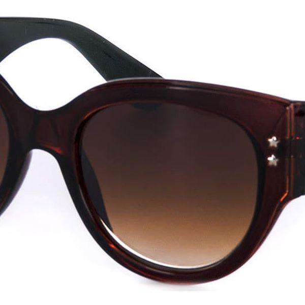 Looks style Sluneční brýle černé klasické UV 400