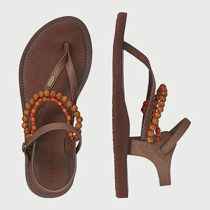 Sandály O´Neill Fw Batida Sandal Hnědá