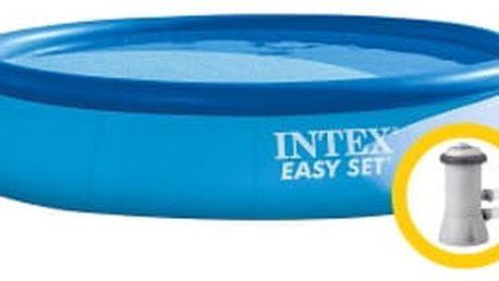 INTEX bazén 28142 s kartušovou filtrací 3,96 x 0,84 m