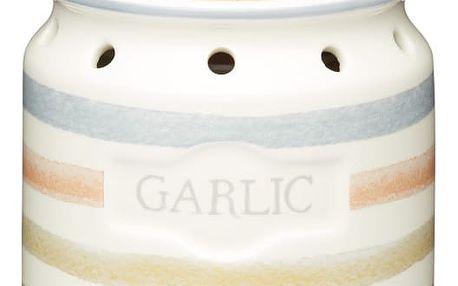 Keramická dóza na česnek Kitchen Craft Classic Collection