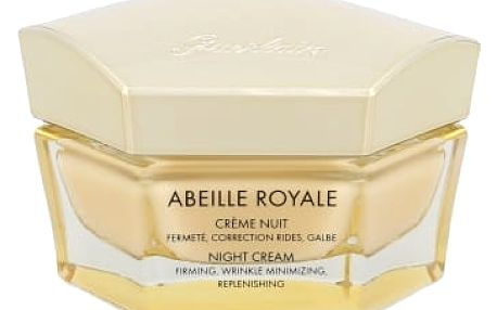 Guerlain Abeille Royale 50 ml noční pleťový krém proti vráskám pro ženy
