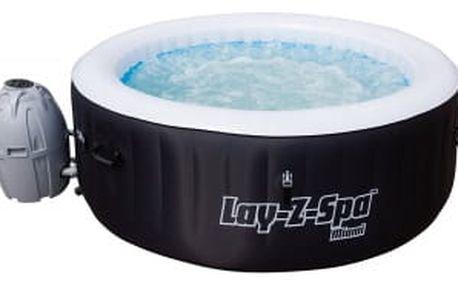 BESTWAY Nafukovací bazén s vířivkou