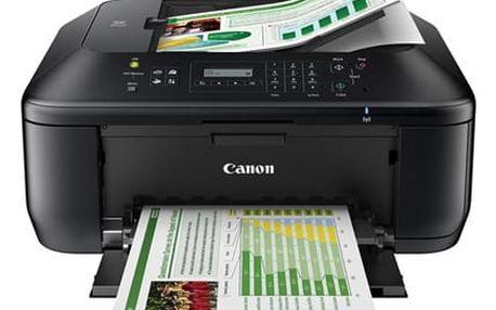 Tiskárna multifunkční Canon MX475 (8749B009AA) černá A4, 10str./min, 5str./min, 4800 x 1200, 64 MB, WF, USB