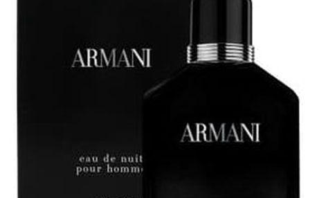 Giorgio Armani Eau de Nuit 100 ml EDT Tester M