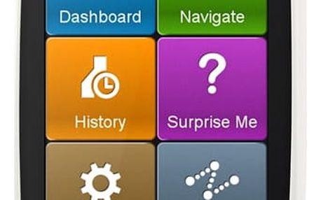 Navigační systém GPS Mio Cyclo 205HC černá/bílá (5262N5060001)
