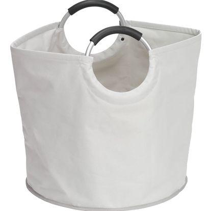 Taška na špinavé prádlo, nákupy STONE - velikost L, 2v1 Wenko