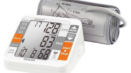 Digitální tlakoměr SBP 690, SENCOR