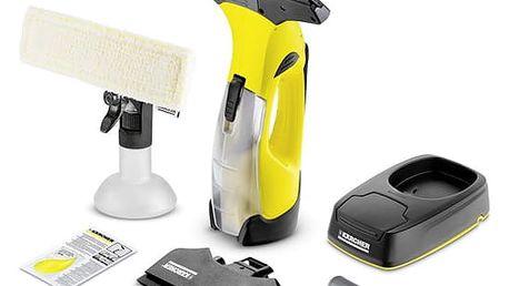 Čistič oken Kärcher WV 5 Premium Non Stop Cleaning Kit (1.633-447) žlutý (1.633-447)