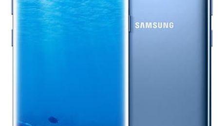 Mobilní telefon Samsung Galaxy S8 - Blue + dárek (SM-G950FZBAETL )