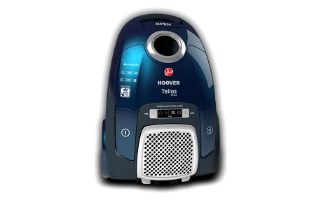 Vysavač podlahový Hoover Telios Extra TX50PET011 modrý