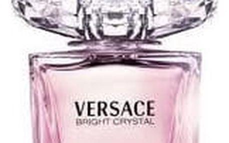 Versace Bright Crystal - toaletní voda s rozprašovačem 90 ml