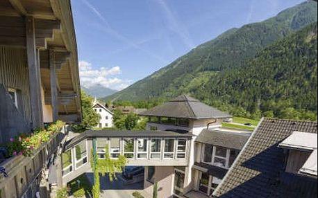 Blahodárný a svěží relax během pobytu v 4 * hotelu v Rakousku u ledovce Mölltaler s neomezeným wellness