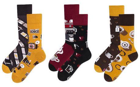 Set ponožek v dárkovém balení Many Mornings Hipster, vel.39–42