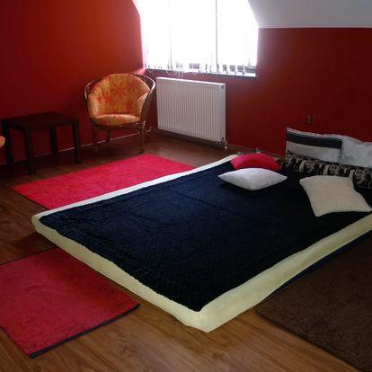 Tao nebo šamanská tantrická masáž v délce 90-180 minut