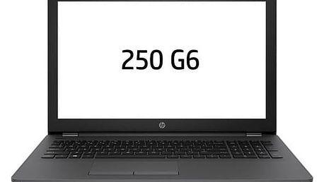 HP 250 G6 (1WY15EA#BCM) černý
