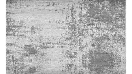 Šedočerný koberec Kate Louise, 110x160cm