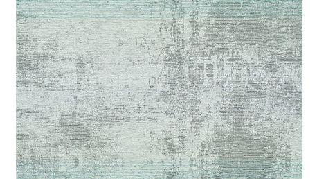 Tyrkysovošedý koberec Kate Louise, 110x160cm