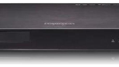 3D Blu-Ray přehrávač LG UP970 černý
