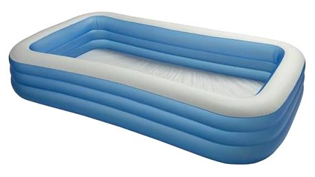 Intex 3,05 x 1,83 x 0,56 m (58484NP) bílá barva/modrá barva