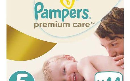 Pampers Premium Care Junior vel. 5, 44 ks