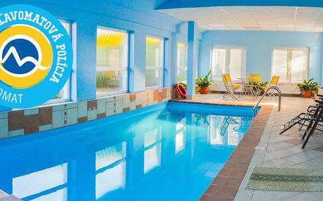 Skvelý pobyt v Hoteli Stofing*** s wellness a možnosťou ochutnávky vína